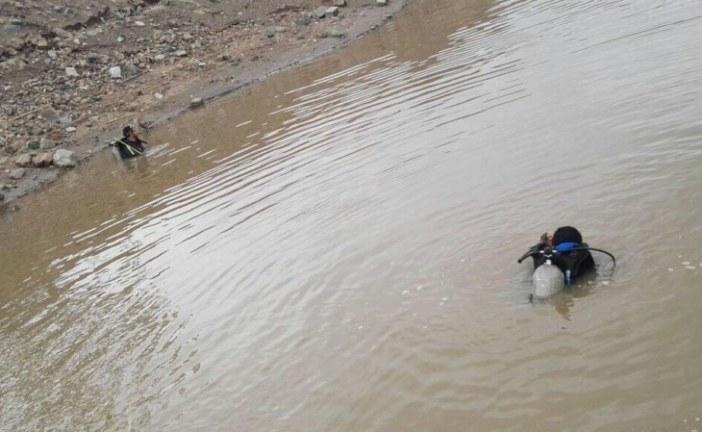 القصرين : العثور على جثة الهالك الثاني الذي جرفته مياه سيلان وادي العيون الحمر بتالة