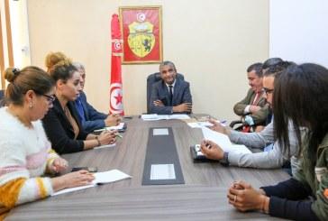 وزير الشباب والرياضة:منحة ب90 الف دينار لكل فريق بالرابطة المحترفة الثانية
