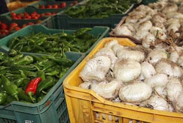 بنزرت : حجز 15،6طنّا من الخضر والغلال وإعادة ضخّها بأسواق الجملة