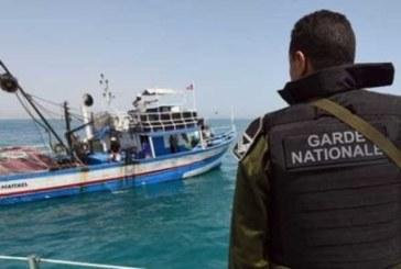 إحباط 18 عملية هجرة سرية وإنقاذ 340 مهاجرا غير نظامي من الغرق