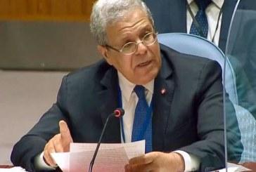 """عثمان الجرندي يشارك في المؤتمر الوزاري الدولي حول """" مبادرة استقرار ليبيا"""""""