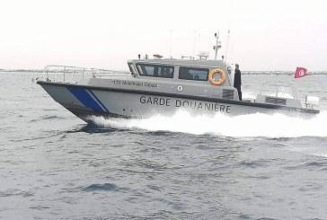 مصالح الفرقة البحرية للديوانة بسوسة تحبط محاولة تهريب سفينة جانحة