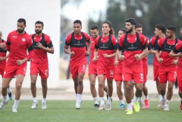 تصفيات كاس العالم 2022- بن سليمان و المساكني يغيبان عن رحلة المنتخب التونسي اليوم الى موريتانيا